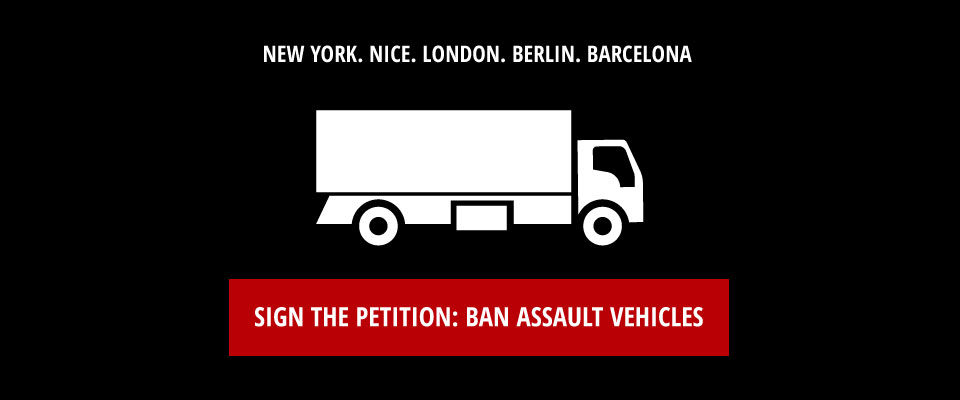 Gun control petition parody