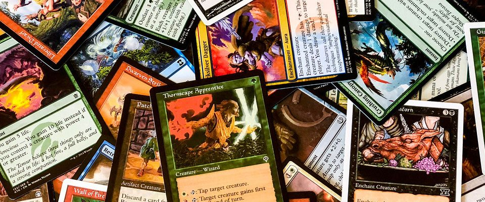 Magic: The Gathering for Homeschooling